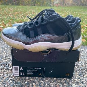 Jordan Retro 11 Low Barons
